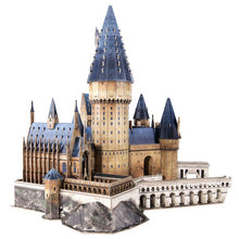 Load image into Gallery viewer, Hogwarts Great Hall 3D Puzzle-The Curious Emporium