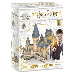 Hogwarts Great Hall 3D Puzzle-The Curious Emporium