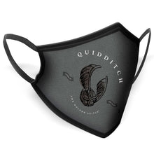 Load image into Gallery viewer, Harry Potter Reusable Face Mask (Various Designs)-The Curious Emporium