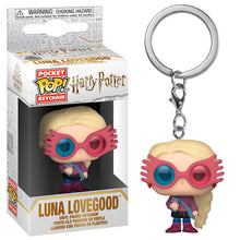 Load image into Gallery viewer, Pocket POP! Vinyl Keychain Luna Lovegood-The Curious Emporium