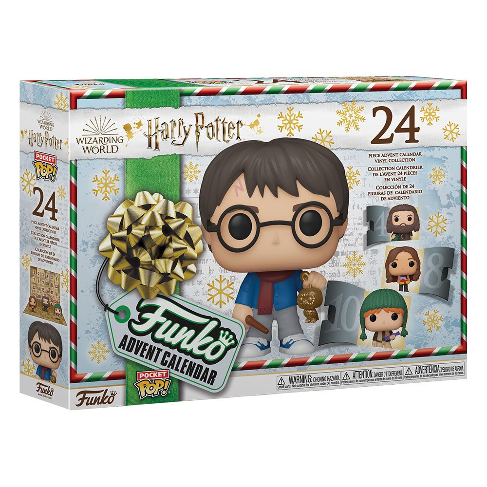 Harry Potter Funko Pocket POP! Vinyl 2020 Advent Calendar-The Curious Emporium