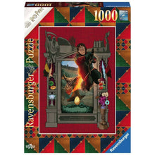 Load image into Gallery viewer, Harry Potter Jigsaw Puzzle Triwizard Tournament (1000 pieces)-The Curious Emporium