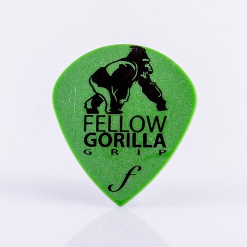 0.88mm Small Gorilla Grip Jazz Guitar Picks - 10 Pack