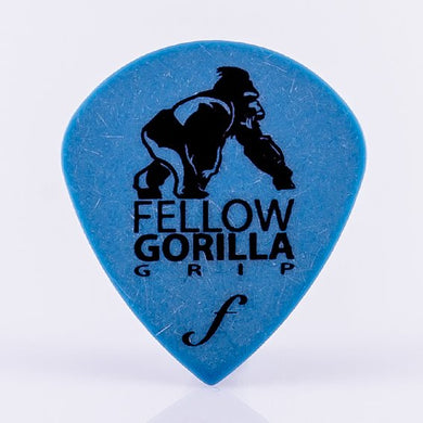 1.0mm XL Gorilla Grip Jazz Guitar Picks - 10 Pack