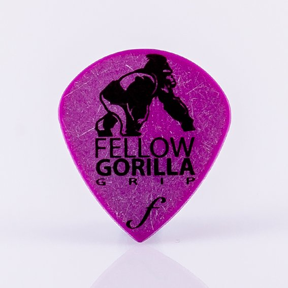 1.14mm Small Gorilla Grip Jazz Guitar Picks - 10 Pack