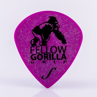 1.14mm XL Gorilla Grip Jazz Guitar Picks - 10 Pack