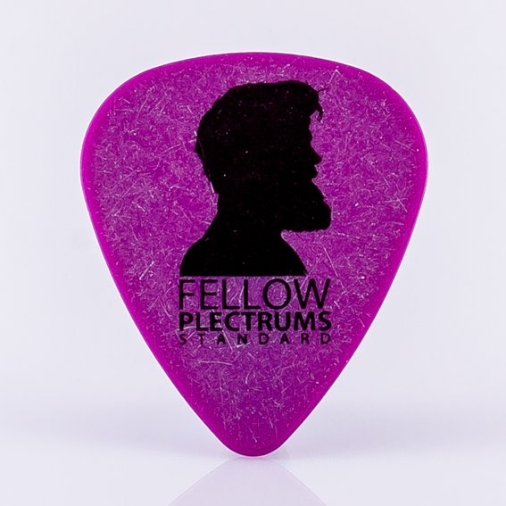 1.14mm Standard Fellow Plectrums Guitar Picks - 10 Pack