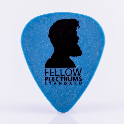 1.0mm Standard Fellow Plectrums Guitar Picks - 10 Pack