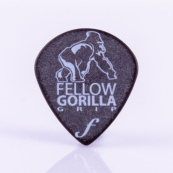 1.5mm Small Gorilla Grip Jazz Guitar Picks - 10 Pack