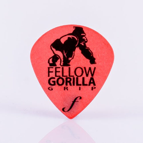 0.5mm Small Gorilla Grip Jazz Guitar Picks - 10 Pack