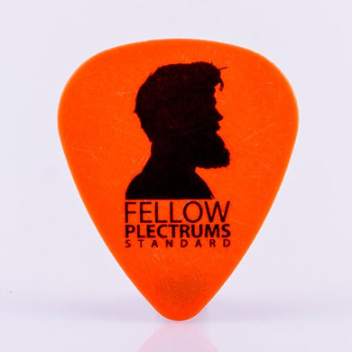 0.6mm Standard Fellow Plectrums Guitar Picks - 10 Pack