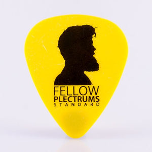 0.73mm Standard Fellow Plectrums Guitar Picks - 10 Pack