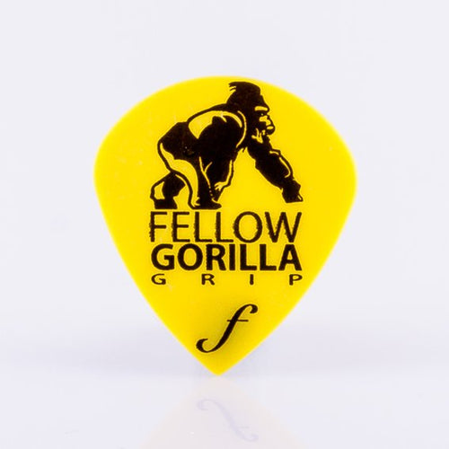0.73mm Small Gorilla Grip Jazz Guitar Picks - 10 Pack