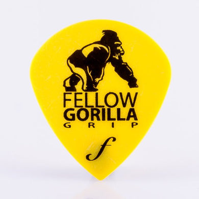 0.73mm XL Gorilla Grip Jazz Guitar Picks - 10 Pack
