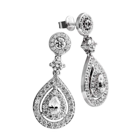 Pendientes Colgantes Brilliant Diamonfire