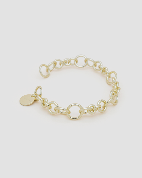 Load image into Gallery viewer, Petite frozen chain bracelet