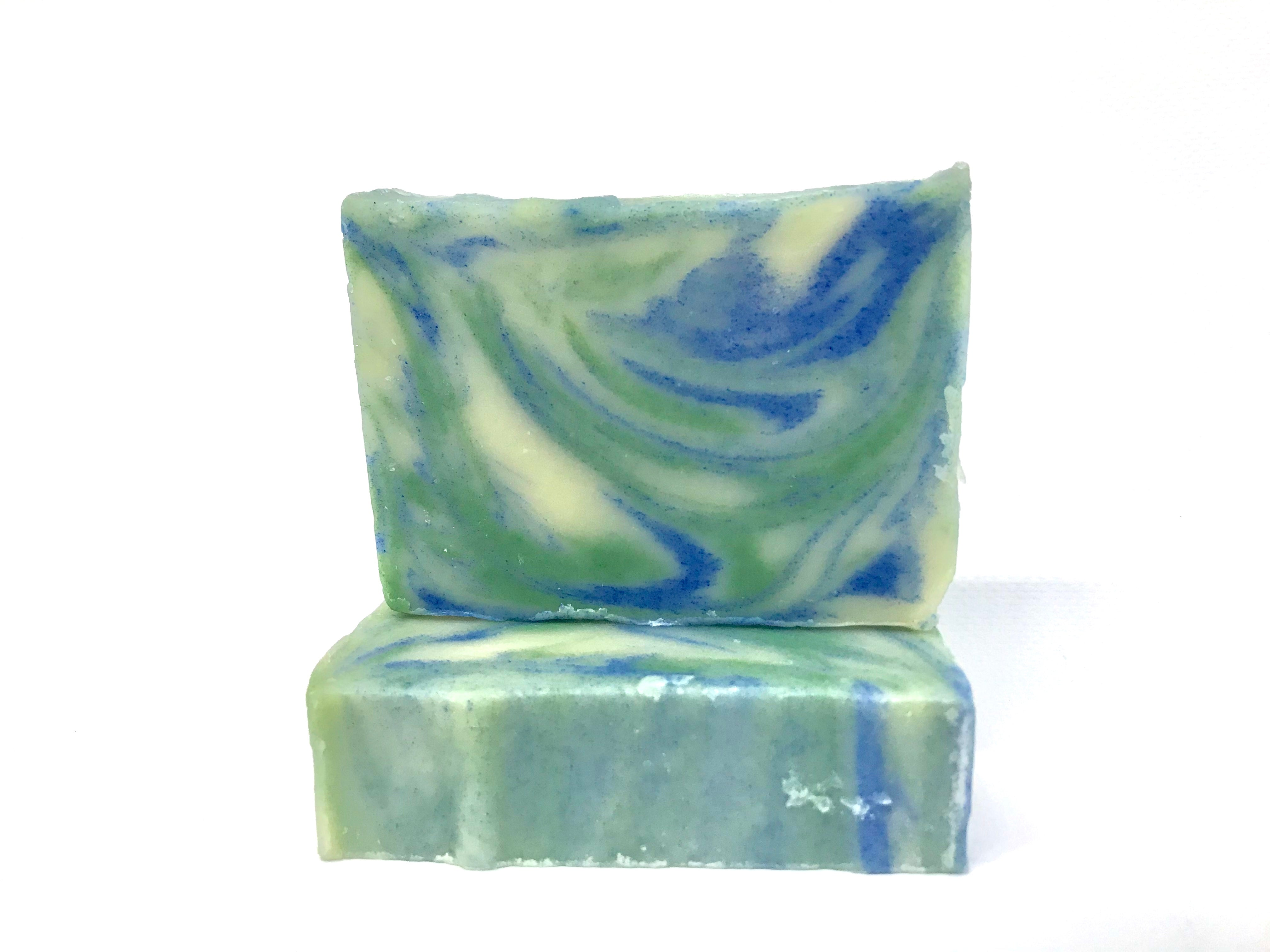 Ocean Glass Soap