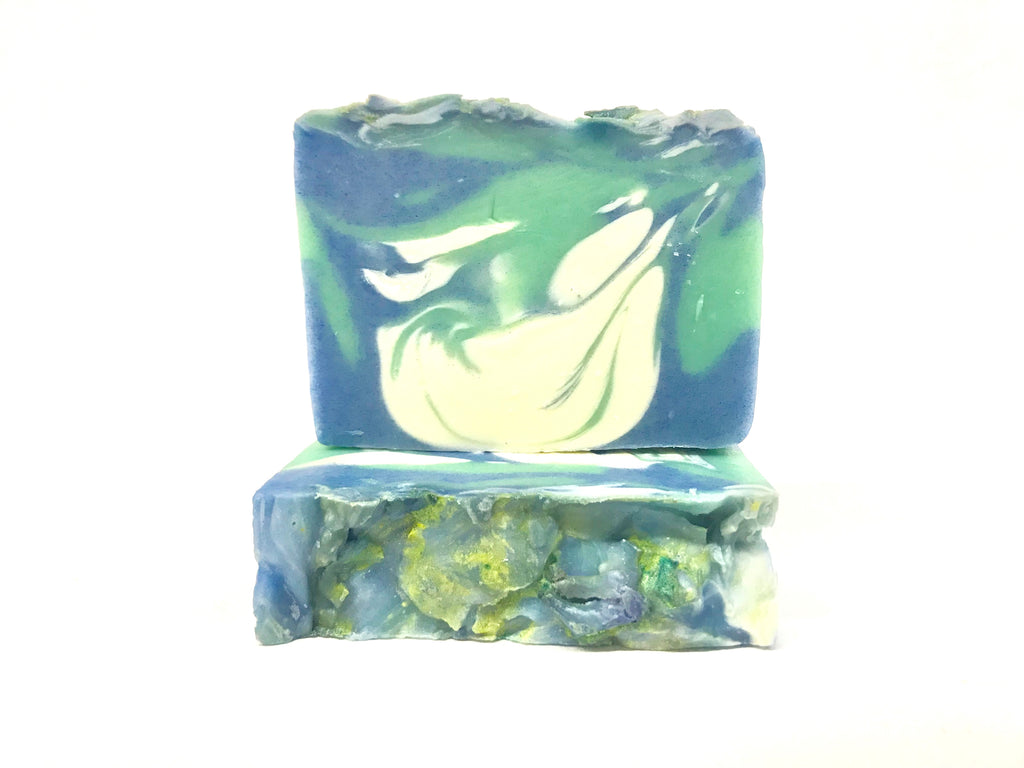 Abalone & Sea Soap
