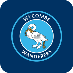 Wycombe Wanderers FC-Poppy Stop-Personalised Gifts-Gift Shop-Gift Ideas-Homeware-Stationary