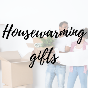 Personalised Housewarming Gifts