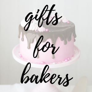 Personalised Gifts For Bakers
