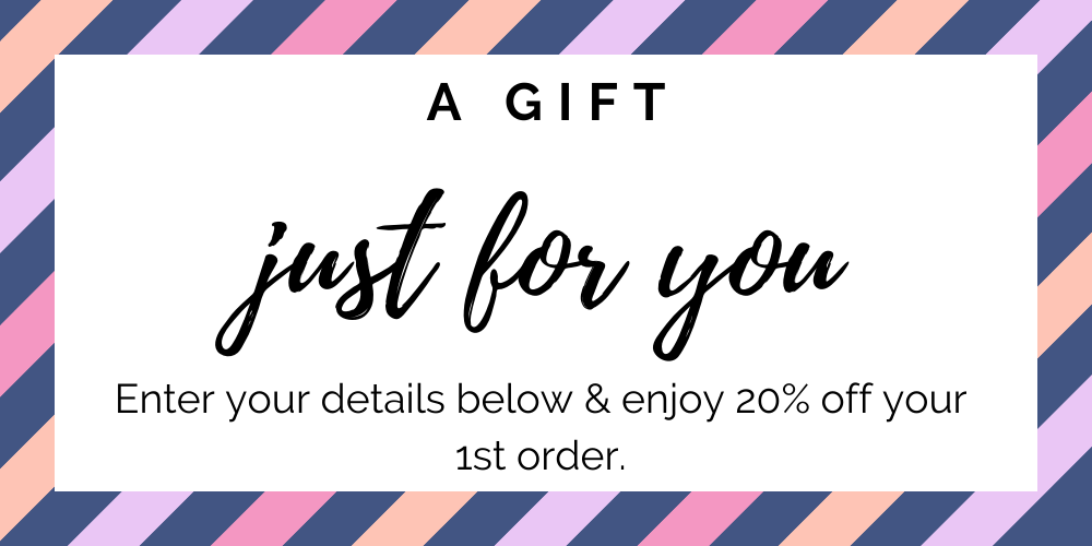 Personalised Gifts | Premium Stationary | Chic Homeware Accessories | Gift Ideas |  Homeware | New Baby Gifts | Wedding Gifts | Engagement Gifts