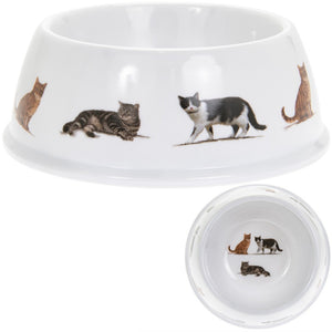 Cat Bowl - Cat breeds Print-Poppy Stop-Poppy Stop