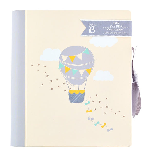 Baby Journal by Busy B-Poppy Stop-Poppy Stop