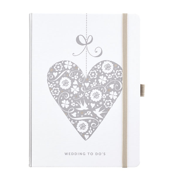 Wedding Planner Note Book-Poppy Stop-Poppy Stop