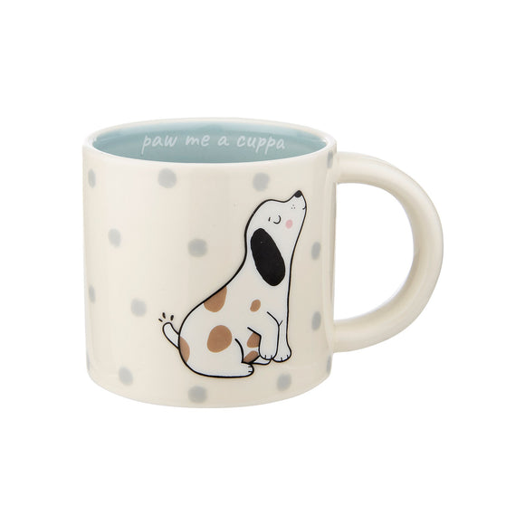 BARNEY THE DOG MUG-Poppy Stop-Poppy Stop