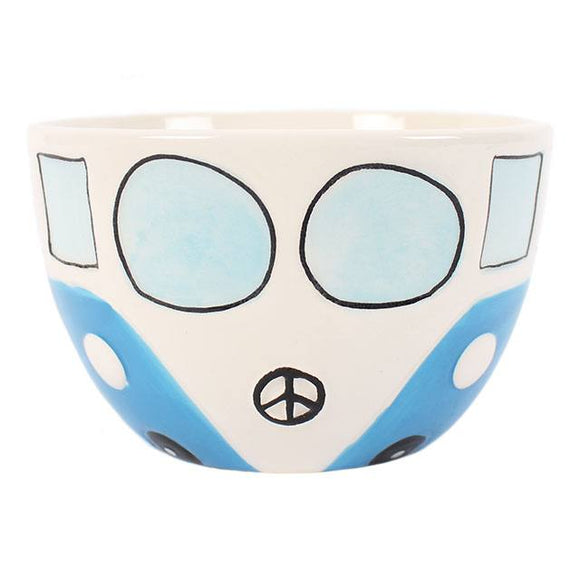 Campervan Bowl - Blue-Poppy Stop-Poppy Stop