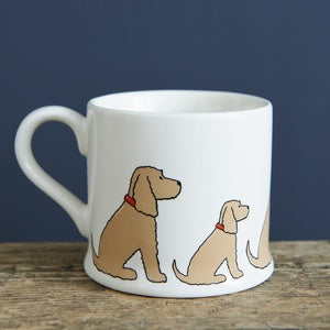GOLDEN COCKER SPANIEL MUG - SWEET WILLIAM DESIGNS-Poppy Stop-Poppy Stop