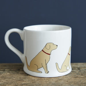 GOLDEN RETRIEVER MUG - SWEET WILLIAM DESIGNS-Poppy Stop-Poppy Stop