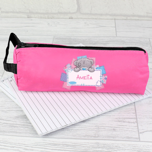 Personalised Me To You Girls Pencil Case