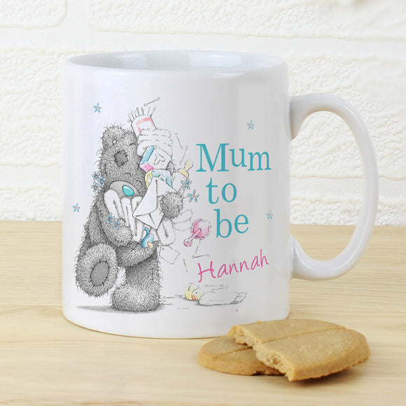 Personalised Me to You Mum to Be Mug-PMC-Poppy Stop