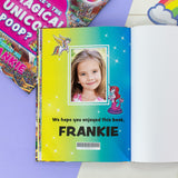 Personalised Where's the Magical Unicorn Poop Book-Signature-Personalised Where's the Magical Unicorn Poop Book - Softback-Poppy Stop