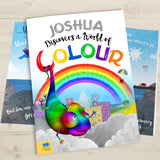 World of Colour Personalised Book