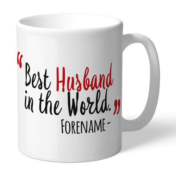 AFC Bournemouth Best Husband In The World Mug