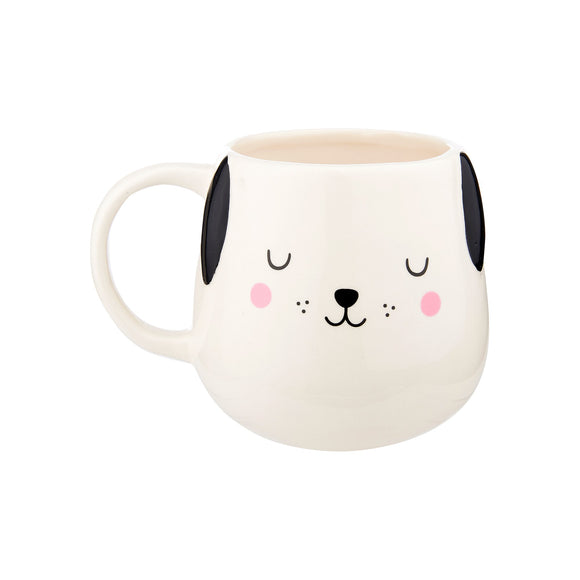 BARNEY THE DOG SHAPED MUG-Poppy Stop-Poppy Stop