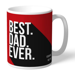 AFC Bournemouth Best Dad Ever Mug