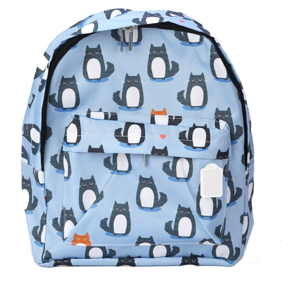 FELINE FINE CAT RUCKSACK BACKPACK-Poppy Stop-Poppy Stop