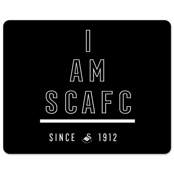 Swansea City AFC I Am Mouse Mat-Poppy Stop-Poppy Stop
