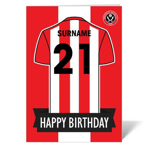 Sheffield United FC Shirt Birthday Card-Poppy Stop-ITP_GC_A5_UK-Poppy Stop