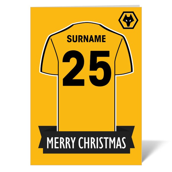 Wolves Shirt Christmas Card-Poppy Stop-ITP_GC_A4_UK-Poppy Stop