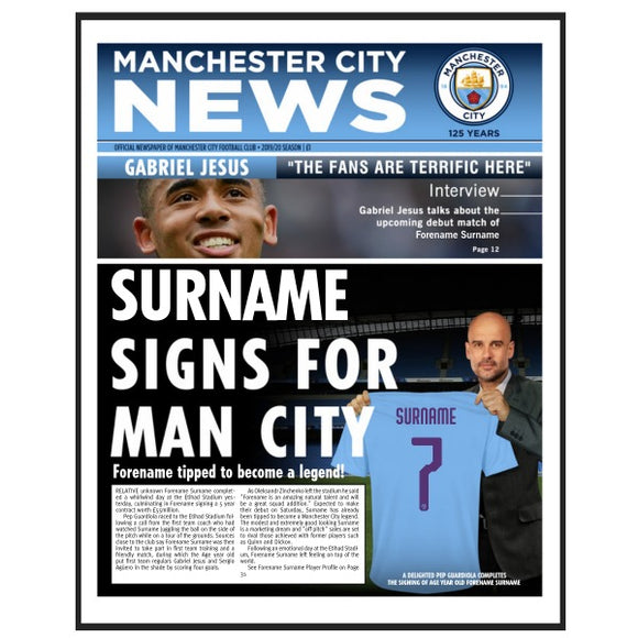 Manchester City FC News Folder-Poppy Stop-Poppy Stop