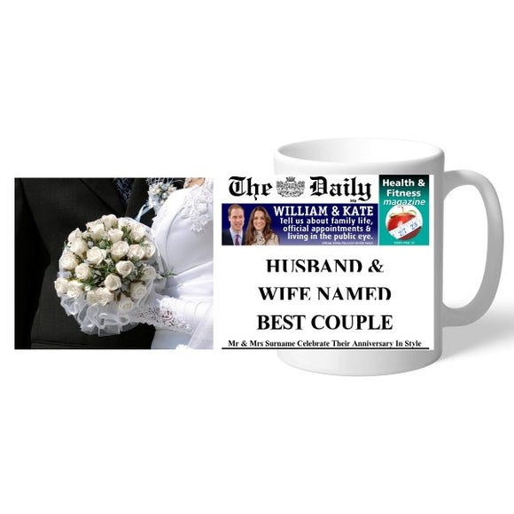 The Daily Anniversary Mug-Poppy Stop-Poppy Stop