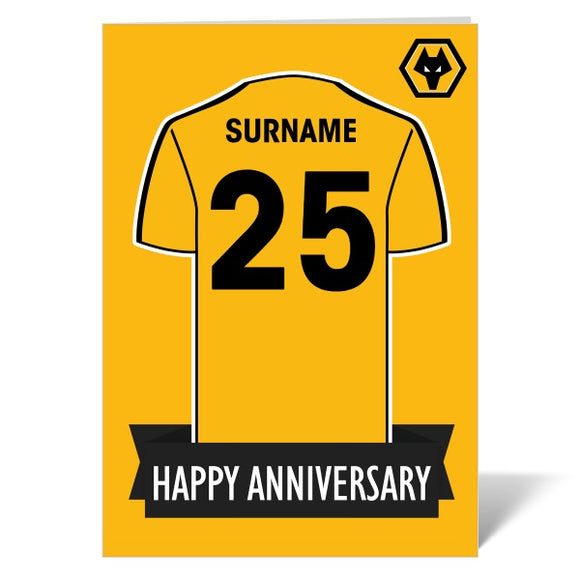 Wolves Shirt Anniversary Card-Poppy Stop-ITP_GC_A4_UK-Poppy Stop