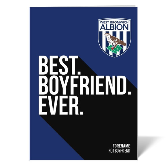 West Bromwich Albion FC Best Boyfriend Ever Card-Poppy Stop-ITP_GC_A4_UK-Poppy Stop