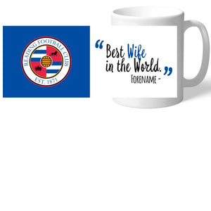 Reading Best Wife In The World Mug-Poppy Stop-Poppy Stop