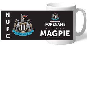 Newcastle United FC True Mug-Poppy Stop-Poppy Stop